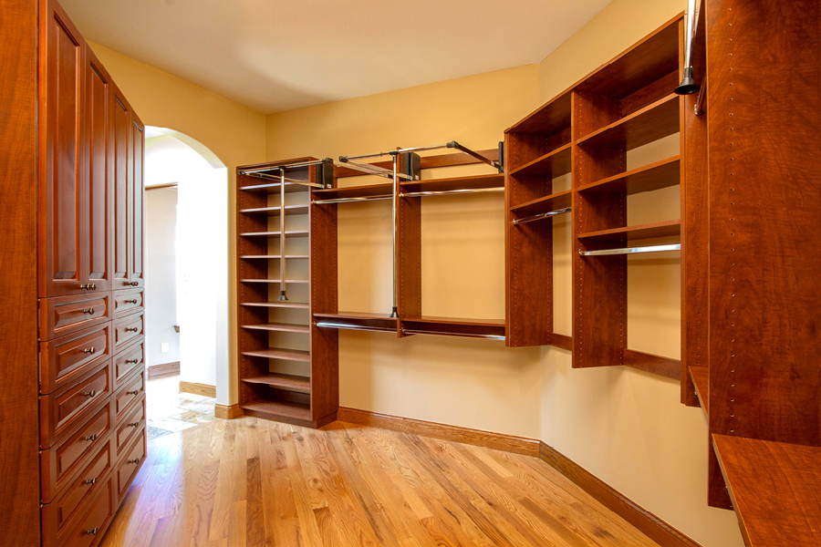 Custom Closet Design Albuquerque
